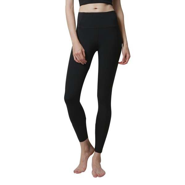 e63477047b High Waisted Women Workout Pants Compression Running Tights ...